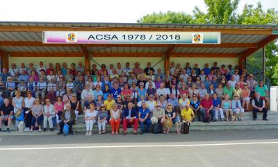 Les 40 ans de l'ACSA