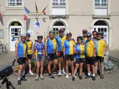 Semaine Cyclos à Valencay 2014