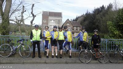 Journée Valmont Cyclos