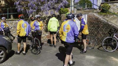 Journée Cyclos Pont Audemer