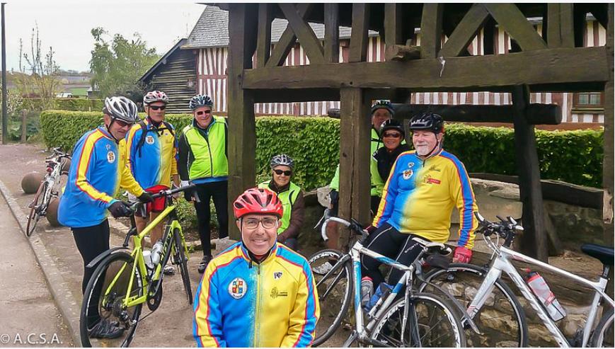 Journée Vélo à Fauville