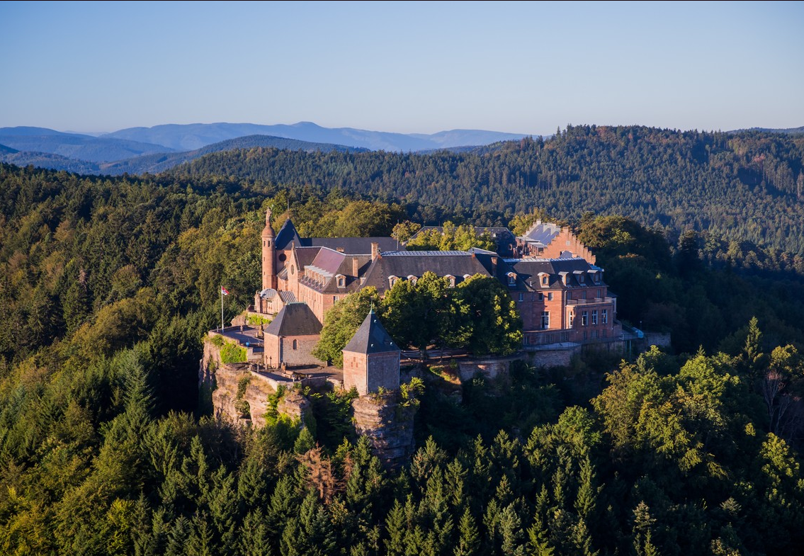 Semaine de randonnée en Alsace en mai 2021