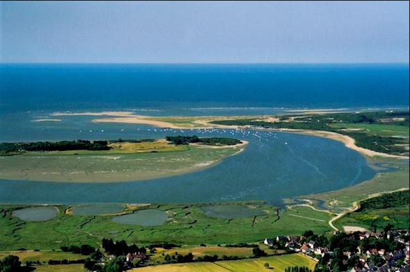 Estuaire de l orne