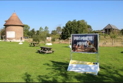 Maison du parc de brotonne