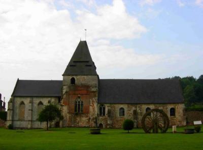 Saint philbert sur risle